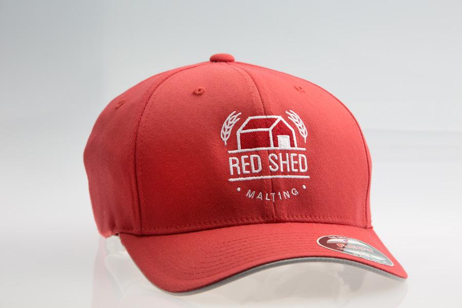 Red Flex Fit (SM, L, XL)