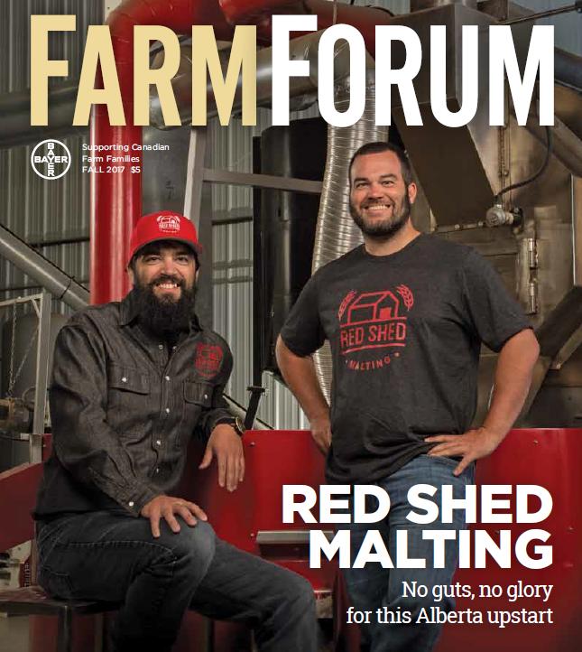 No Guts No Glory for this Alberta Startup-Farm Forum Magazine