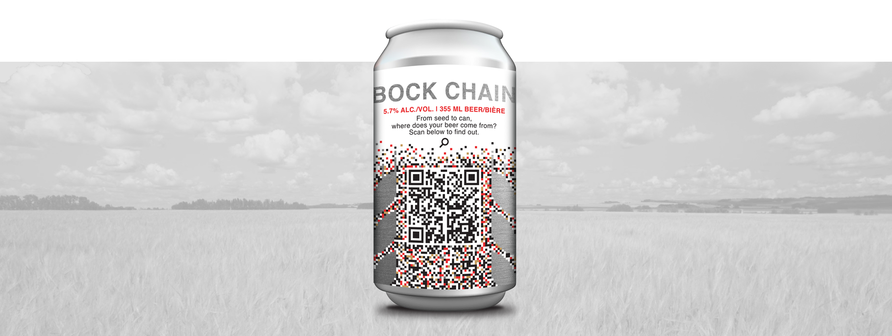 Bockchain Beer Introduced by Canadian Collaboration