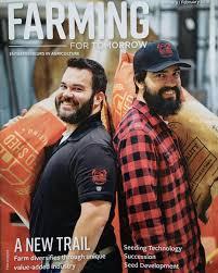 A New Trail-Farming for Tomorrow Magazine