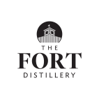 Fort Distillery logotype (black)
