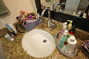 Aimee Copeland | Accessible Home | ADA | Sink