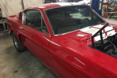 1967 Mustang Shelby | Conversion