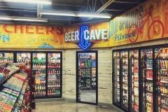 Sun Stop Trenton Interior Beer Cave