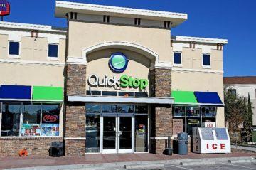 Quickstop Convenience Store Exterior