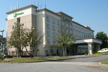 Day's Inn Hotel Exterior