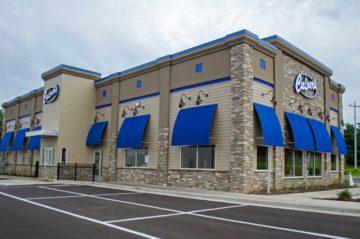 Culver's Restaurant Exterior Design