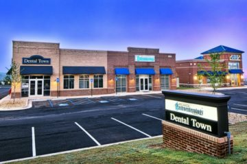 Trilogy Group Retail Design Strip Center
