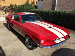 1967 Mustang Shelby Clone Engine Done MRP Design Group