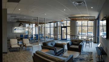 Bluewater Energy Lobby Kennesaw GA