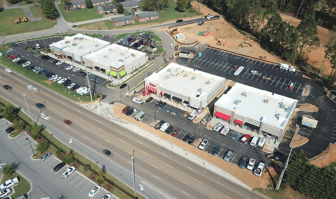 Commercial Retail Design Project - 4 Buildings