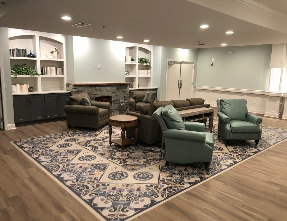 Winthrop Memory Care Assisted Living Architect 2