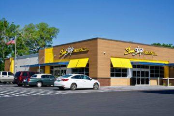 Sun Stop Trenton Convenience Store Design