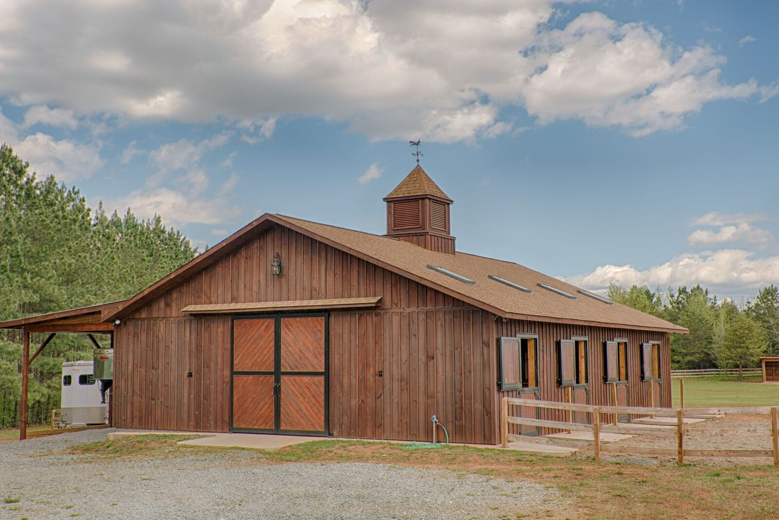 Tryon Builders Equine Facility
