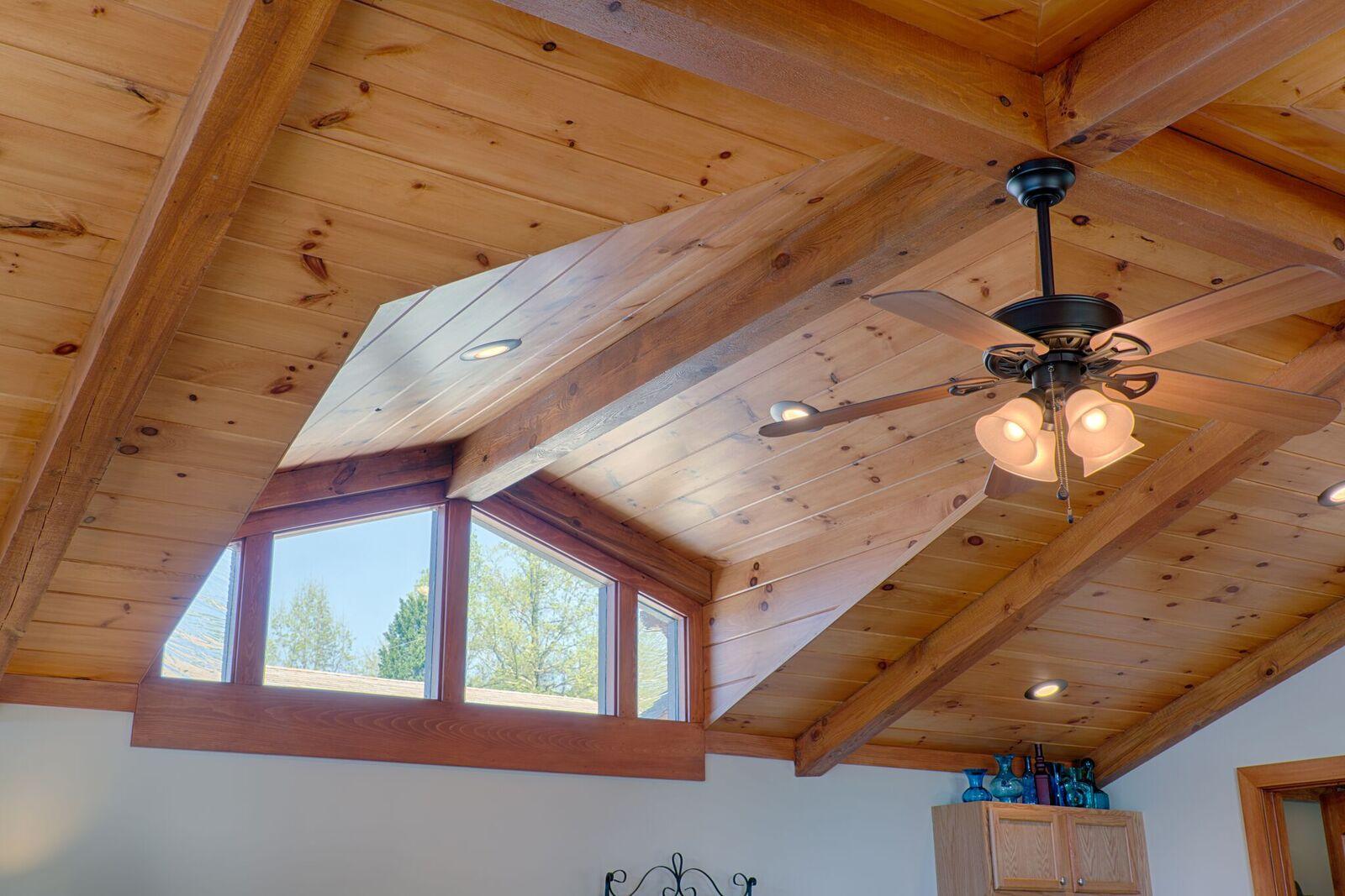 Tryon Builders custom boathouse 12