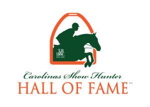 Carolina Show Hunters Hall of Fame logo