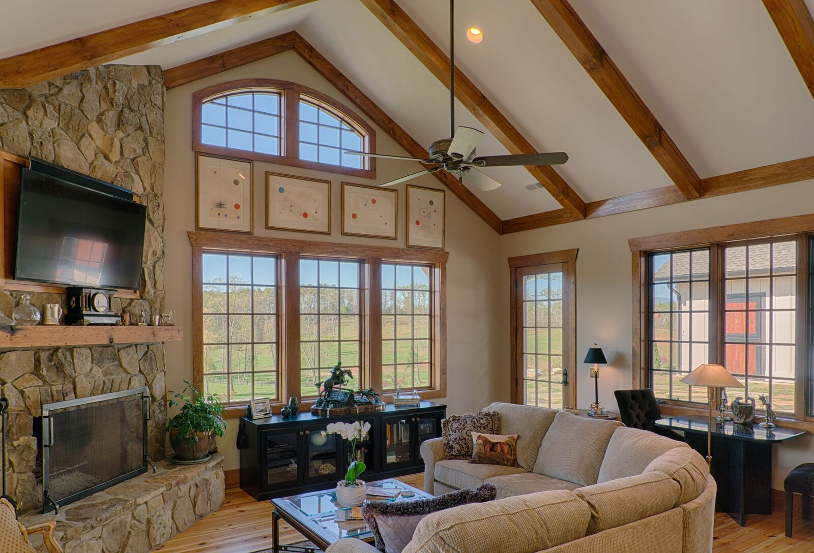 Tryon Builders Custom homes Interior 18