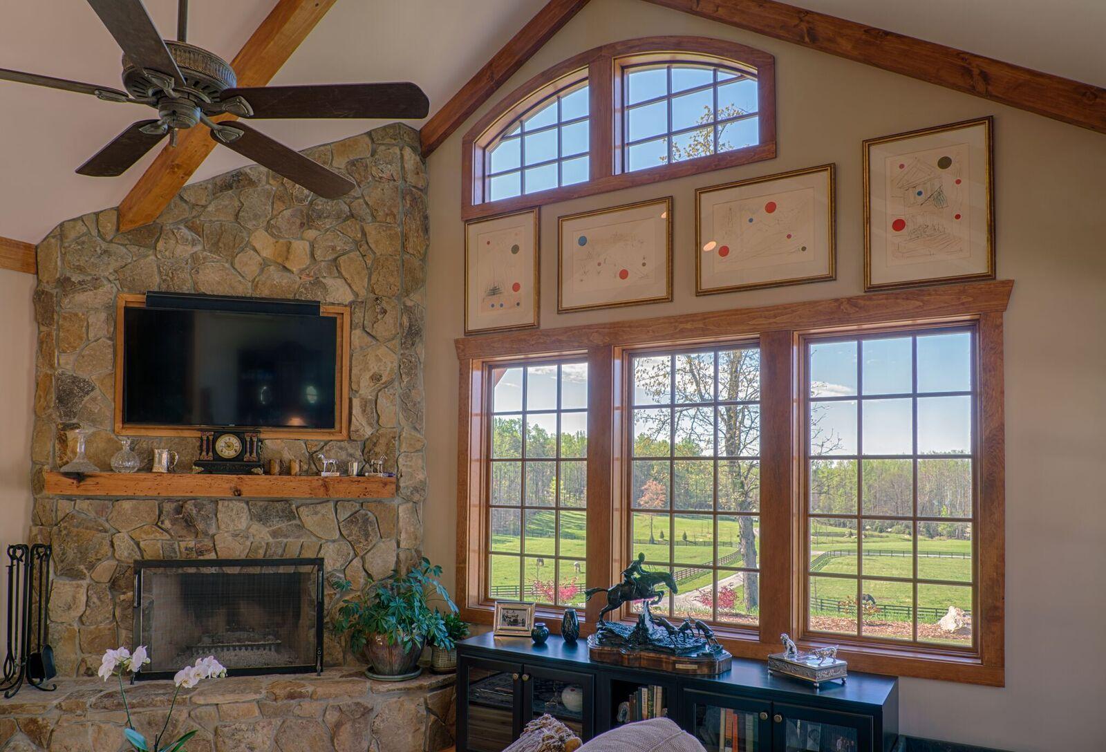 Tryon Builders Custom homes Interior 17