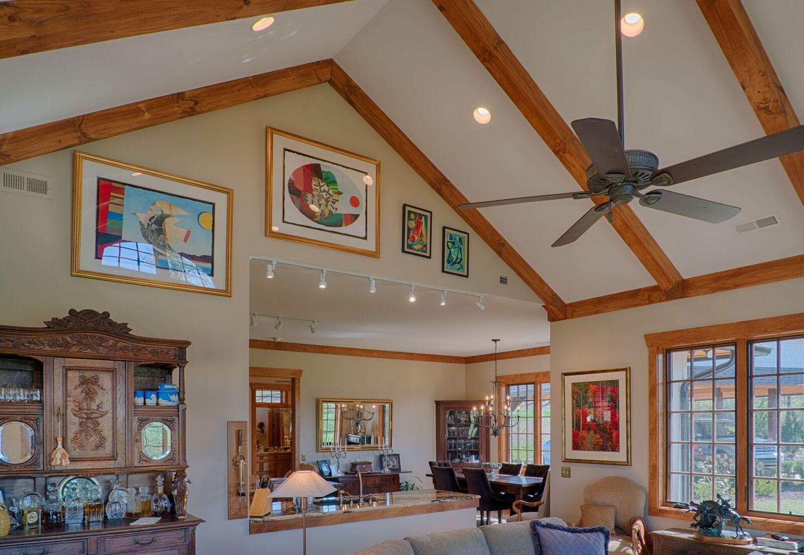 Tryon Builders Custom homes Interior 16