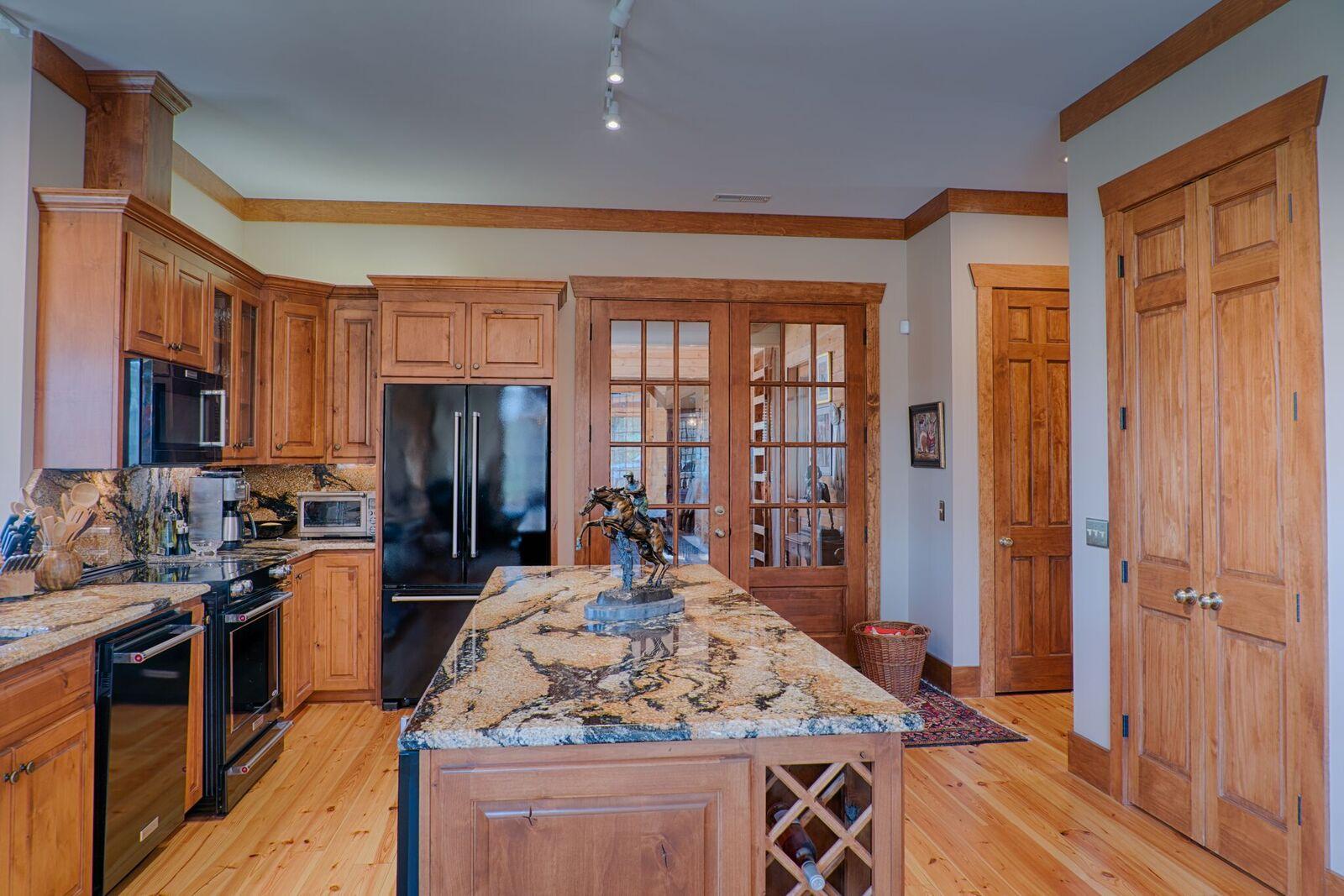 Tryon Builders Custom homes Interior 15