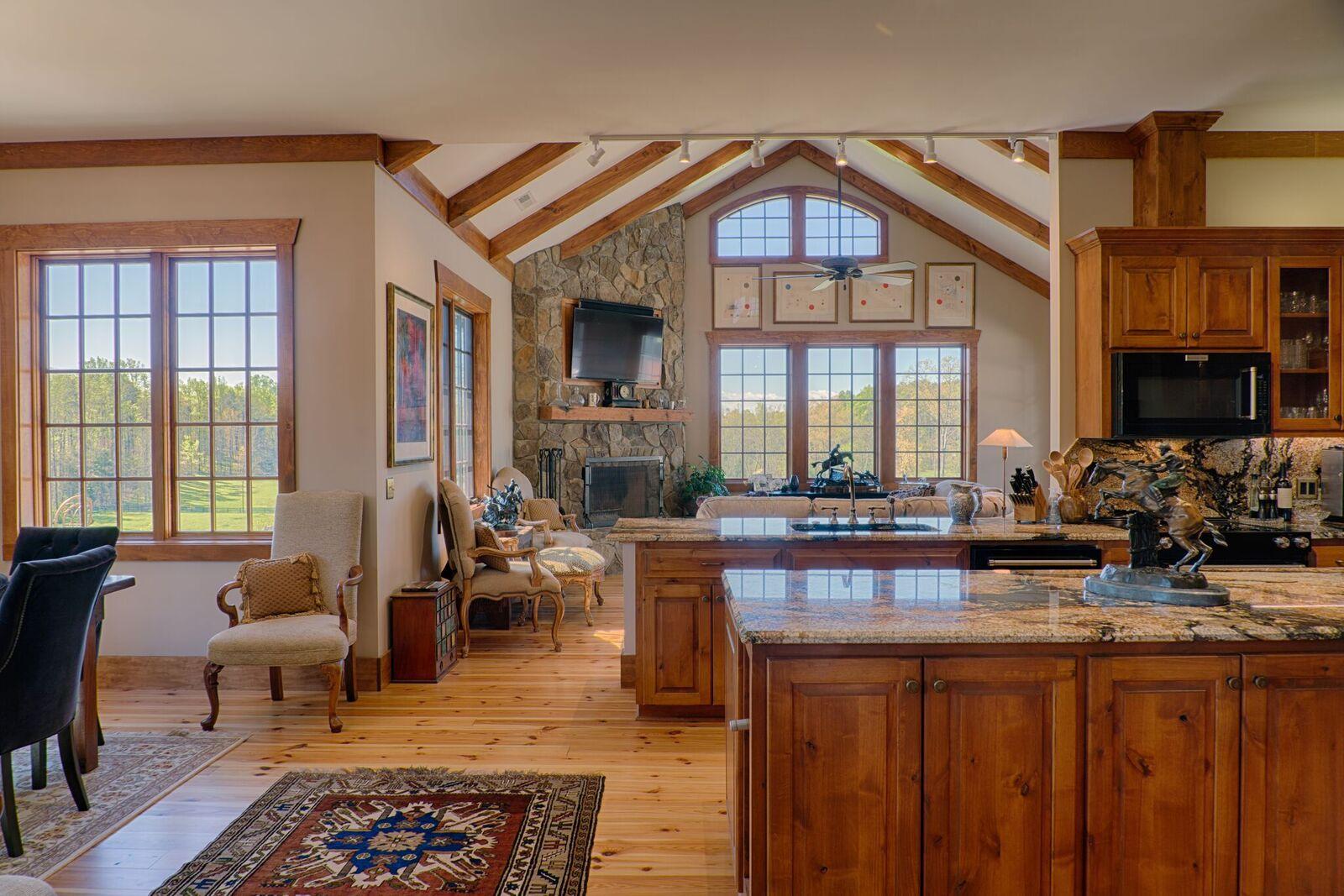 Tryon Builders Custom homes Interior 13