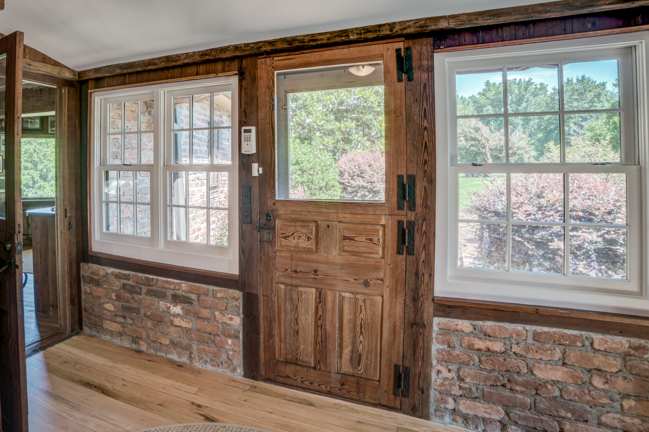 Tryon Builders Historic Carter Brown home renovation interior 18