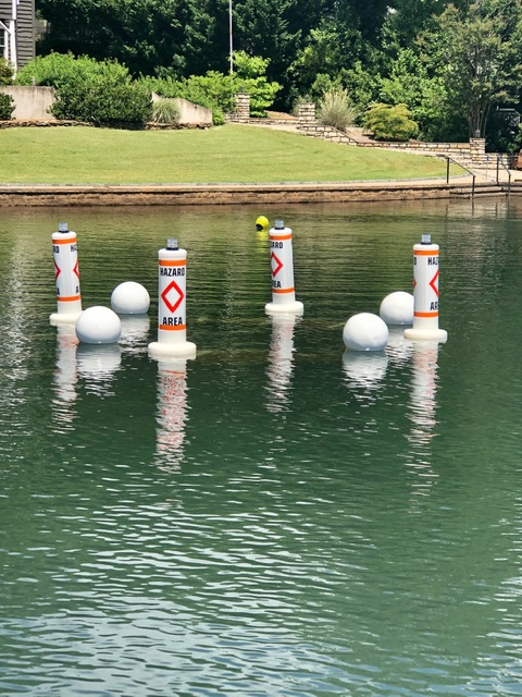 Tryon Builders special silo buoys project