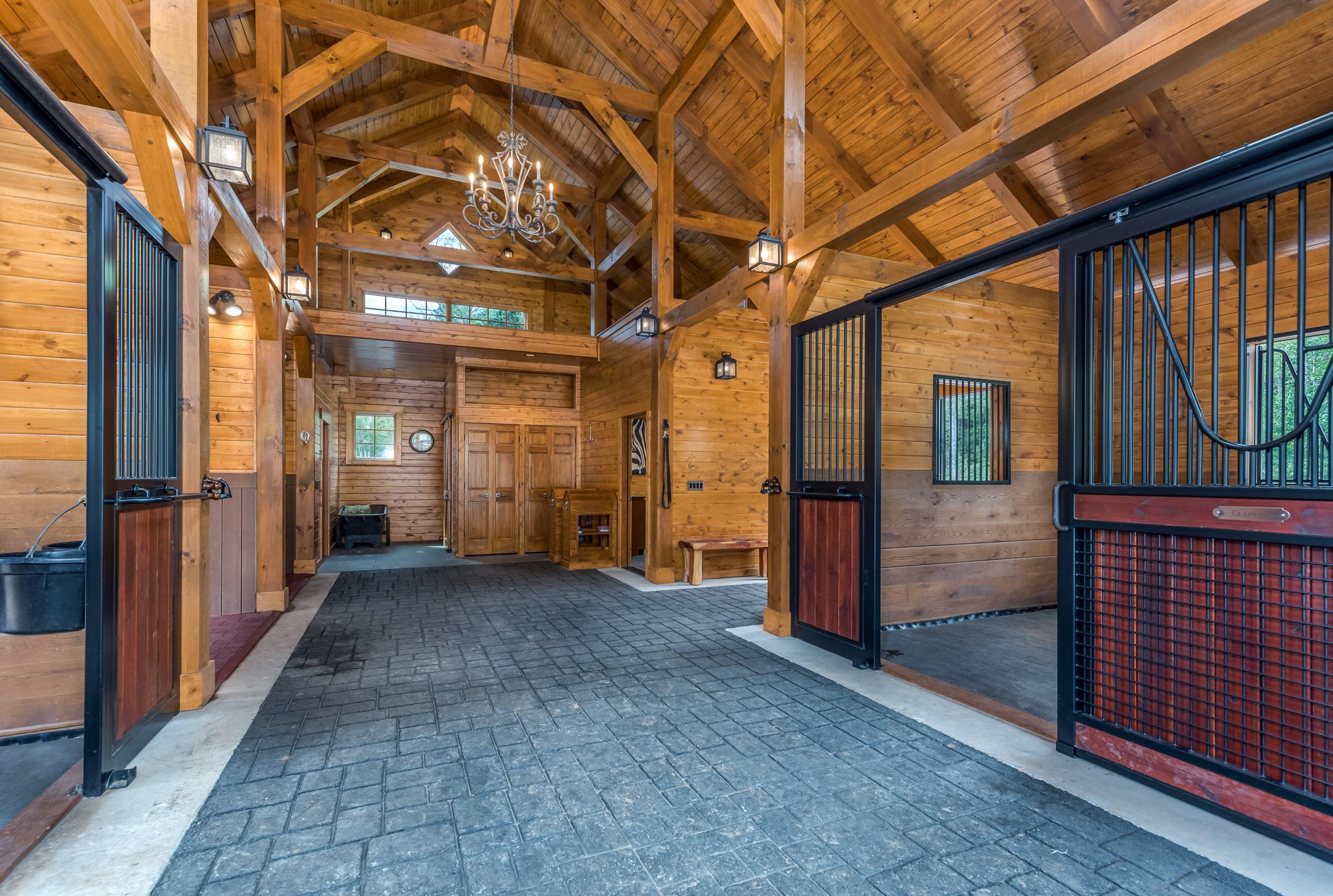 Tryon Builders Custom Equine Facility