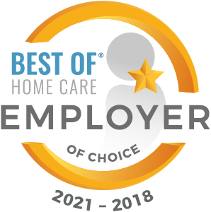best home care employer of choice 2020