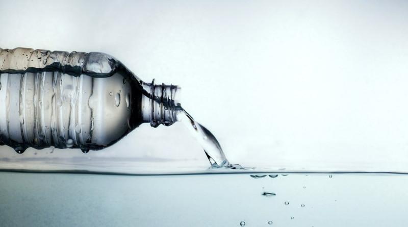 bottle water for flint