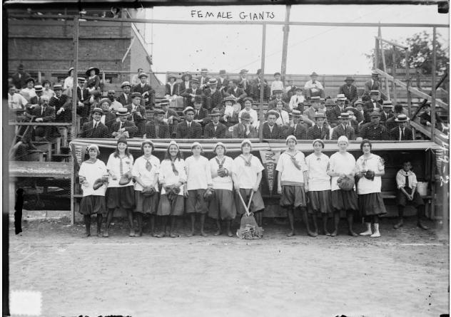New York Female Giants