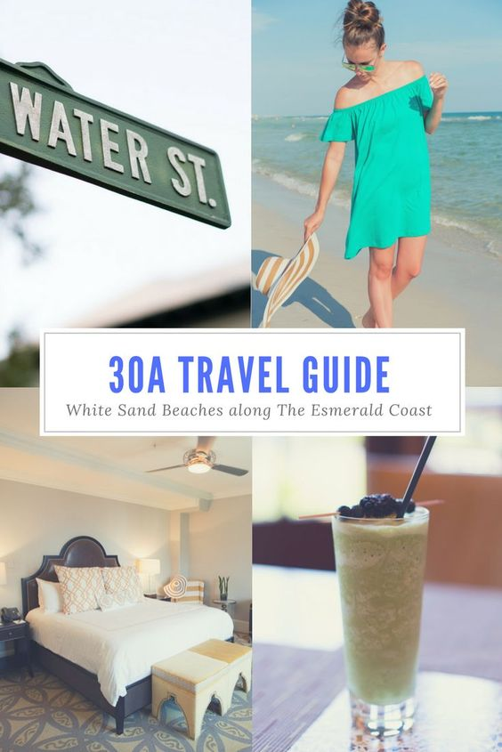 30A Travel Guide 2016