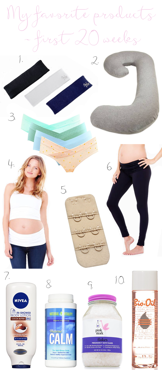 first 5 months of pregnancy favorite products 20 weeks pregnant angela lanter hello gorgeous