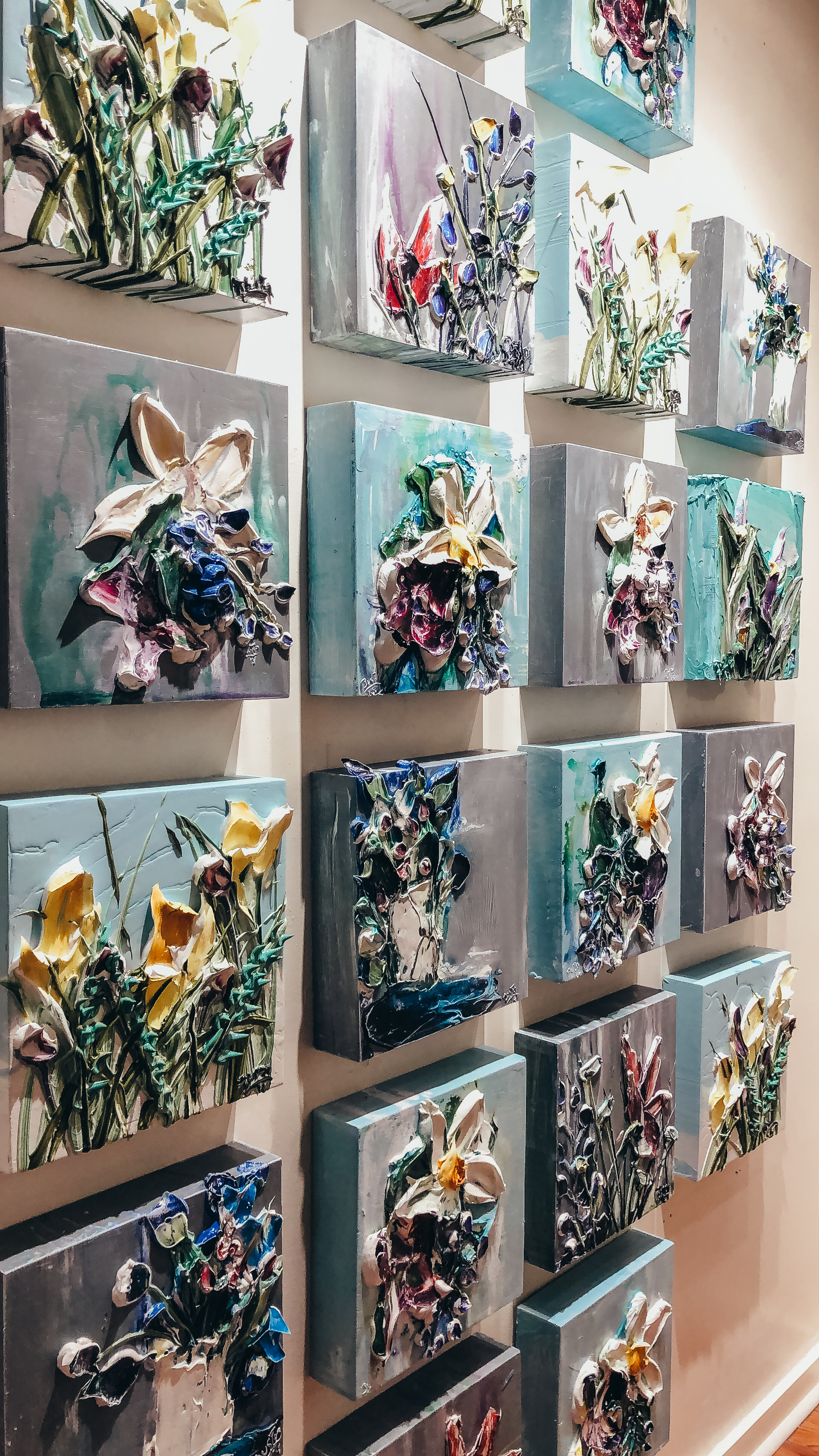 Some cool art we came across during our trip along Florida's 30A | Hello Gorgeous by Angela Lanter