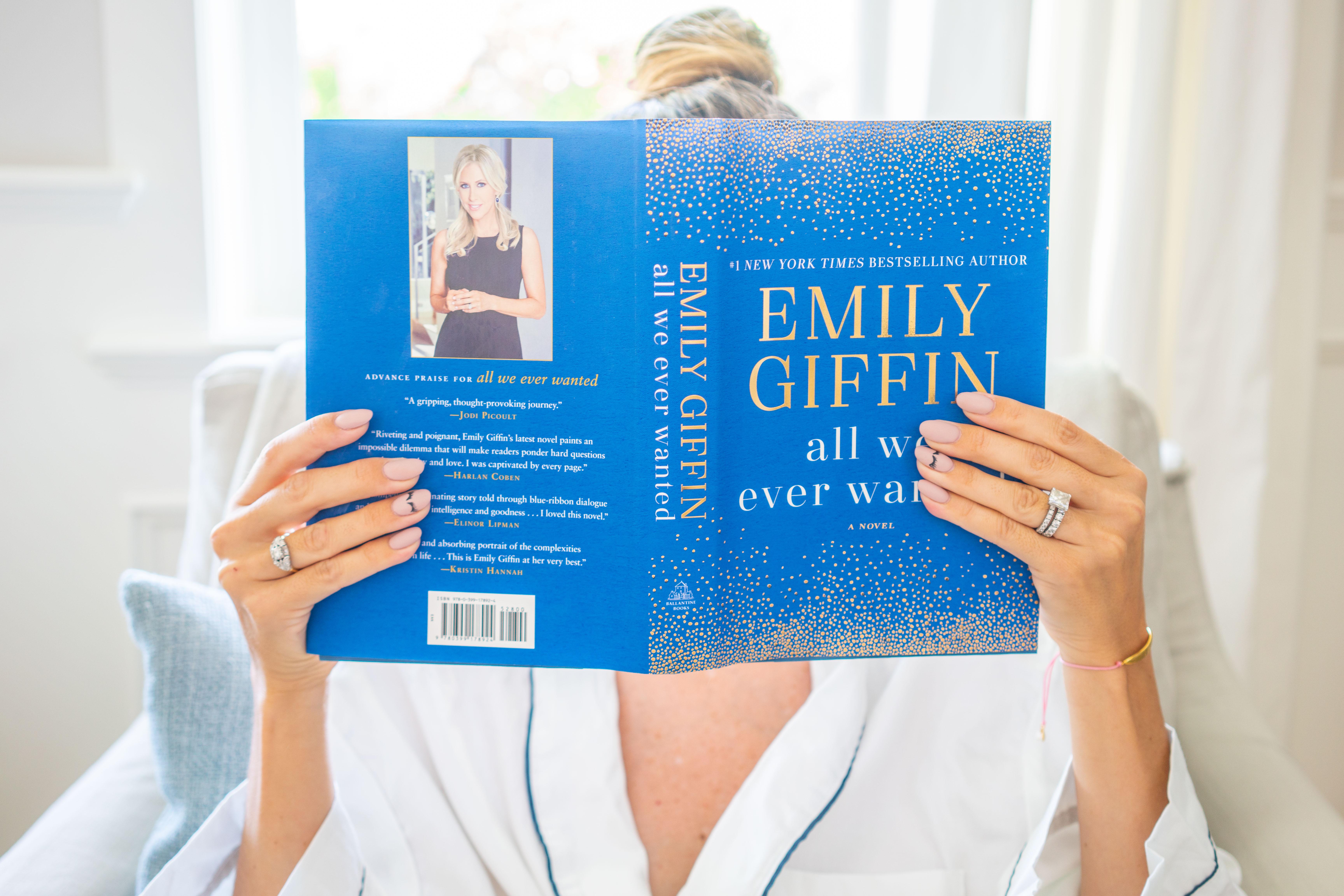 Hello Gorgeous Book Club August 2018 Angela Lanter