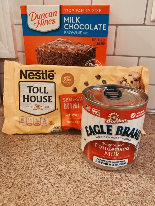 Crack Brownies Recipe angela lanter hello gorgeous