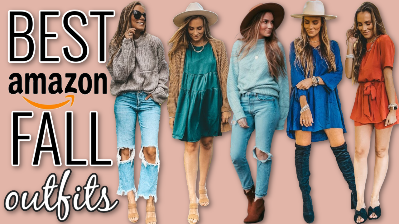 BEST Amazon Fall Fashion Finds! Try-On Haul