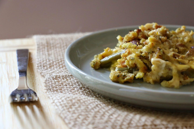 Crock Pot Green Bean and Chicken Casserole Recipe