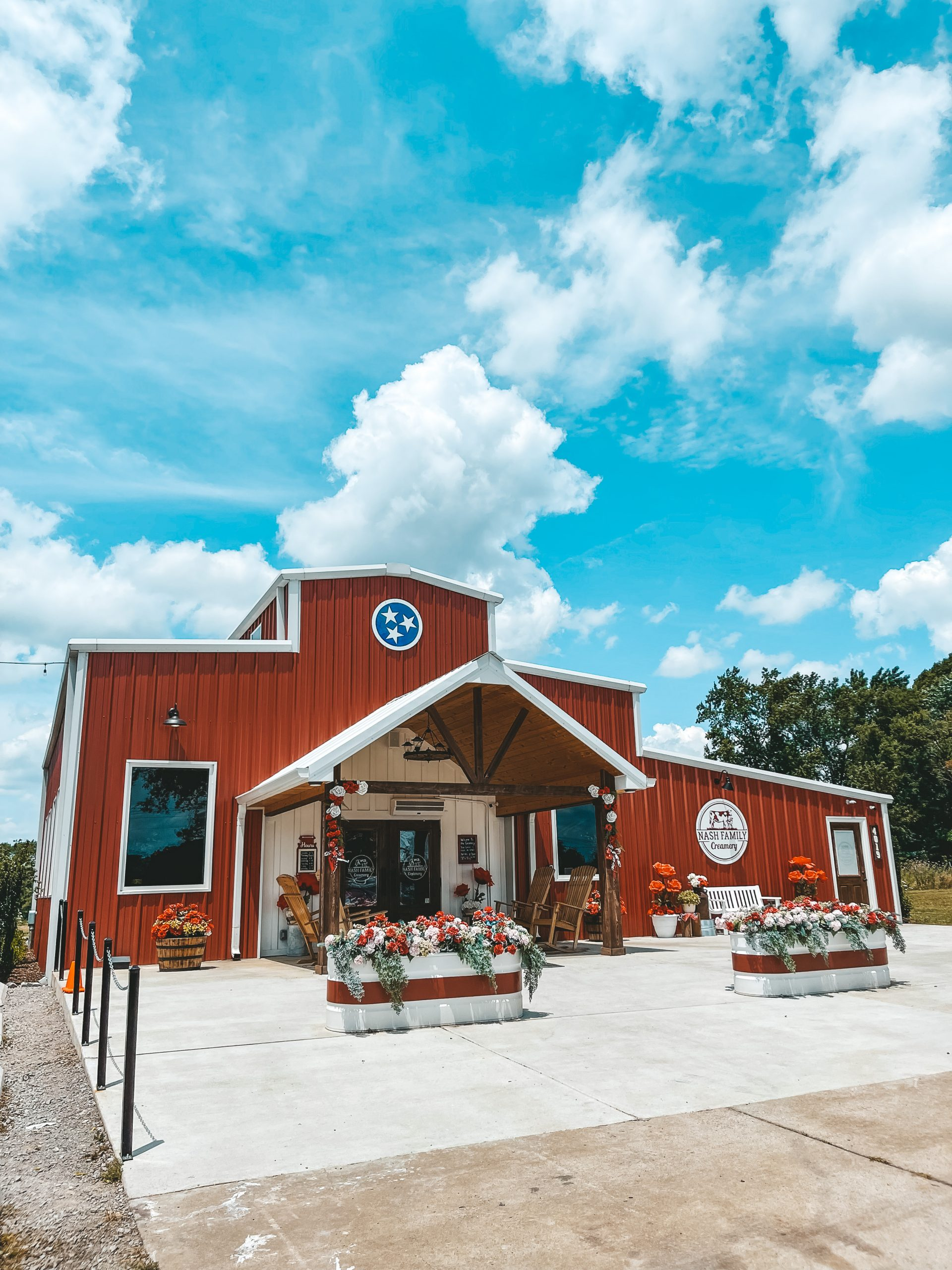 Nash Family Creamery Chapel Hill, TN Angela Lanter travel guide Nashville