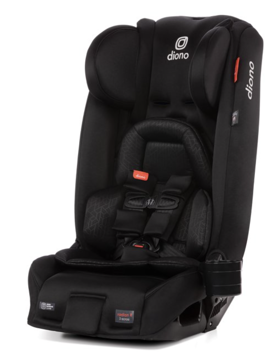 Diono Radian 3RXT All-in-One Convertible Car Seat review angela mackenlee lanter