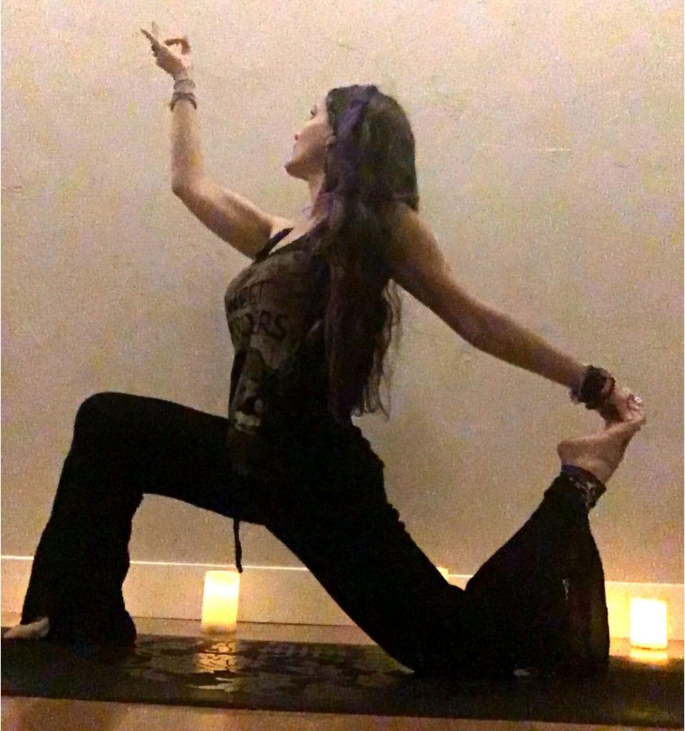 Megan Sax   Vinyasa Productions   Yoga Teacher