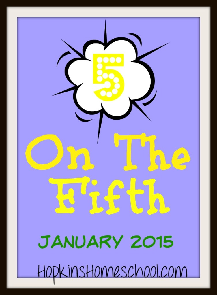 January 2015 5 on the 5th