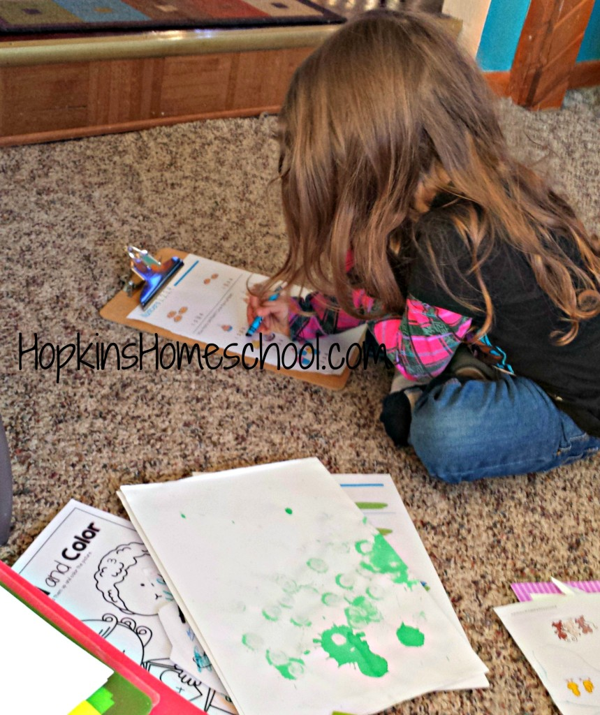 8 Must Try Ideas for Homeschooling with Littles