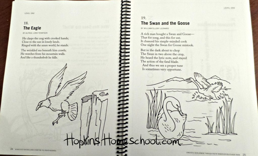 Student Book with IEW