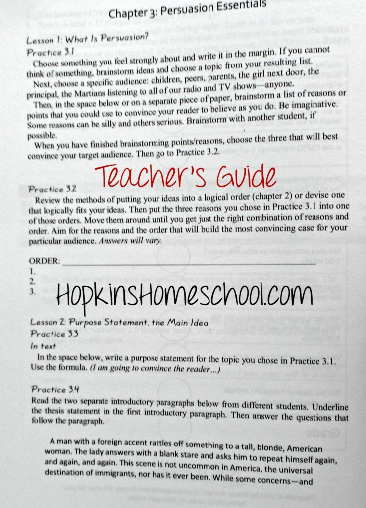 The Power in your Hands Teacher Guide