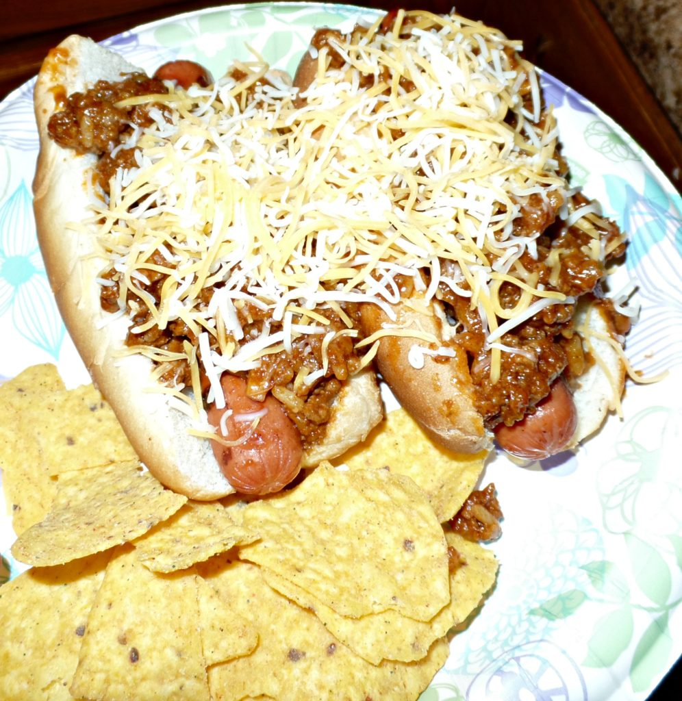 These Sloppy Dogs are a great meal!