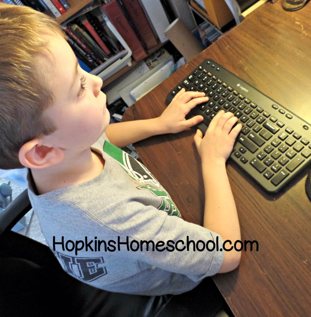 Keyboarding Lessons