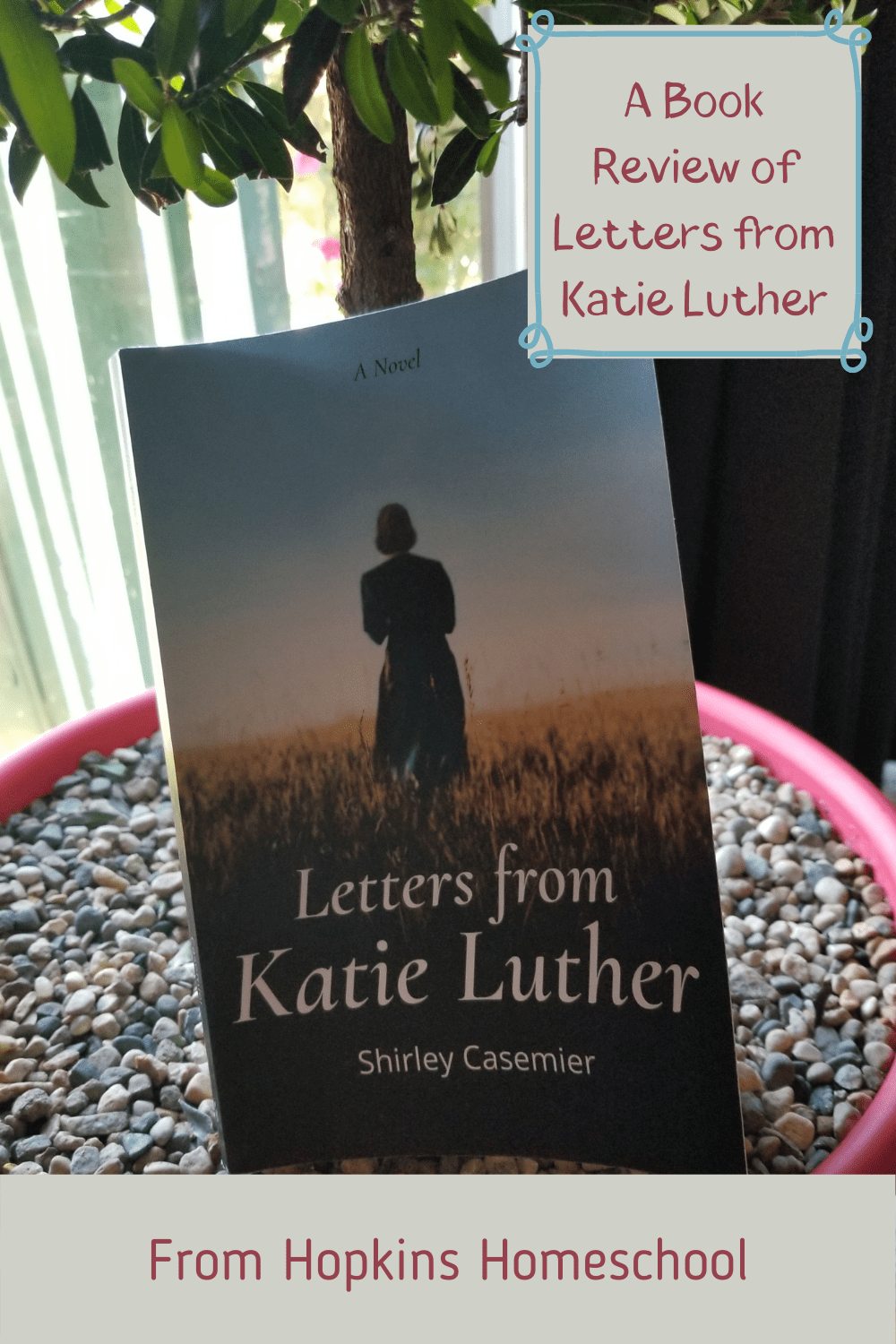 Letter from Katie Luther Book Review