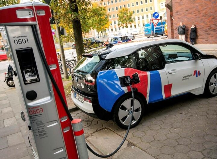 Electric Car-Charger