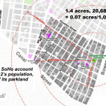 Little Italy & SoHo Open Space Map